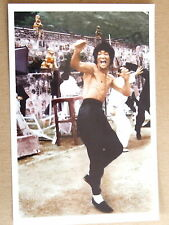 PHOTO BRUCE LEE COLLECTION N°  04 - OPERATION DRAGON