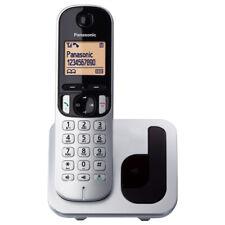 "Teléfono Panasonic INAL PANASONIC KX-TGC210SPS 1.6"" Gris / Negro"