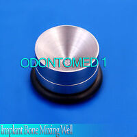 Bone Mixing Implant Well Basin Dental Instruments stainless steel