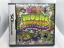 Moshi Monsters Moshling Zoo Nintendo DS Game Brand New