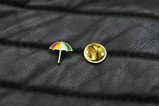 ARNOLD PALMER Golf Umbrella Logo Lapel Pin BAY HILL Masters +  Brand New