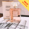 Coco Chanel Mademoiselle 100 ml 3.4 oz Authentic Eau de Parfum Women's Fragrance