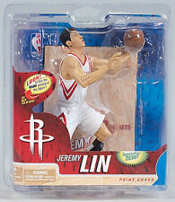 McFARLANE NBA Series #21_JEREMY LIN SportsPicks Debut figure_Houston Rockets_MIP