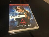 Aeonflux DVD Charlize Theron Edizione Speciale Sigillata Nuovo
