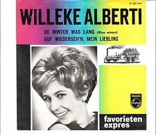 WILLEKE ALBERTI - De winter was lang