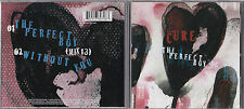 MAXI CD THE CURE 2 TITRES REMIX DE 2008 THE PERFECT BOY !!!!NEUF