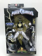 "Power Rangers Legacy Collection White Ranger Limited Edition 6.5"" Figure"