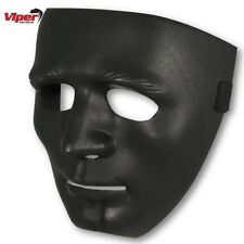 VIPER ABS FACE MASK PLASTIC SHIELD AIRSOFT PAINTBALLING PROTECTION FANCY DRESS