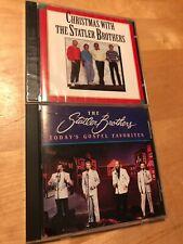 THE STATLER BROTHERS Christmas With Music CD BRAND NEW SEALED RARE + BONUS CD !