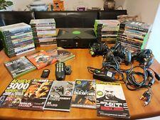 🌟🌟Original Xbox Bundle With 55 Games + Extras🌟🌟