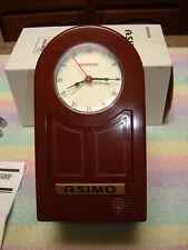 Honda Asimo Alarm Clock battery operated mechanical functional figurines