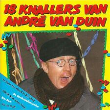 ANDRE VAN DUIN - 18 Knallers van Andre van Duin 18TR CD 1989