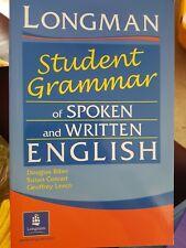 Longman Student Grammar of Spoken and Written English, Douglas Biber et al, 2011