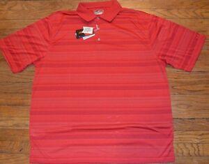 GRAND SLAM Performance Golf Shirt Big & Tall Moisture Wicking MotionFlow $60.00