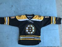 BOSTON BRUINS #19 TYLER SEGUIN REEBOK NHL Hockey Jersey Youth L/XL