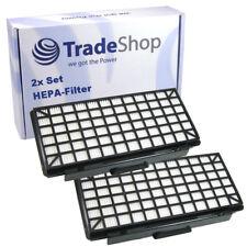 2x HEPA Filtre Set pour Siemens vsz6gpx1/04 vsz62222/04 vsz61240/01 vsz61240/04