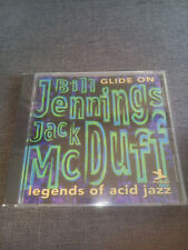 Bill Jennings Legends of Acid Jazz Glide On SEALED