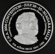2006 CNA Niagara Falls Canadian Numismatic Association Silver Medal