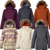 Burton Hazel Jacket Damen-Funktionsjacke Winterjacke Snowboardjacke Ski-Jacke