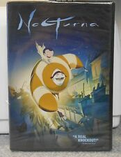 NOCTURNA (DVD 2007) RARE FAMILY ADVENTURE ANIMATION FILM BRAND NEW