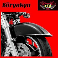 Kuryakyn Chrome Front Fender Side Trim for H-D Touring Models 7786