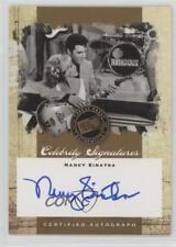 2007 Press Pass Elvis the Music #CS-NS Nancy Sinatra Auto Non-Sports Card 0af