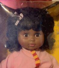 Monet African American Remco America's Kids16� Vinyl Play Baby Doll Vintage 1991