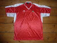 Mauritius football shirt 2007 SOCCER [XL] Jersey maglia indossata Retro Vintage