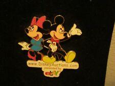 Ebay Disney Auctions Mickey & Minnie Pin New