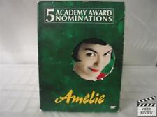 Amelie Dvd Ws 2-Discs Jean-Pierre Jeunet, Audrey Tautou