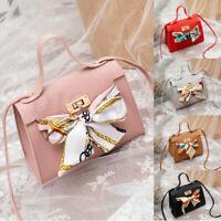 Handbag Women Small Bag Envelope Shoulder Purse Leather Messenger PU Crossbody