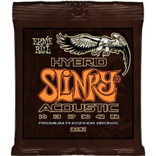Ernie Ball P02151 Acoustic Hybrd Slinky