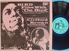 Charlie Parker Clifford Brown ORIG FRE LP Flies with the herd EX Jazz Bop