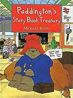 Paddington's Libro de Cuentos Treasury Tapa Dura Michael Bond