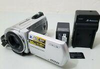 Sony Handycam DCR-SR42 30 GB Hard Drive Camcorder *Fine/tested*