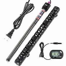 Aquarium Heater 300 Watts for Fish Tank 60 to 100 Gallon Adjustable 110-120V New