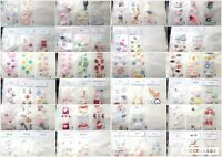Scrapbooking 3D Stickers wedding/baby/girl/boy/valentine/birthday/seasonal NEW