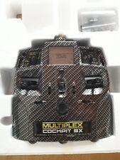 Multiplex Cockpit SX M-Link Sender Fernsteuerung 2.4 GHz FHSS OVP