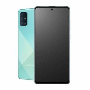 Samsung Galaxy SM-A715F/DS - 128GB - Prism Crush Blue (Ohne Simlock) - Gebraucht