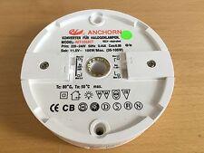 Transformator / für Halogenleuchten / 105 W/ runder Trafo / Anchorn AET-3352CT