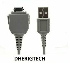 Sony Cyber-Shot DSC-WX1 VMC-MD1 USB Data Sync Cable/Plomo Para PC/MAC