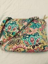 Vera Bradley  Satchel Provencal 2 strap purse