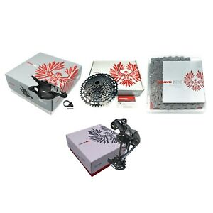 Sram Eagle NX 12 Speed w/ GX or SX Derailleur options 4 Piece Groupset Kit