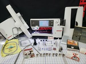 Bernina 830 Sewing an Embroidery Machine! Professionally Serviced! Free Shipping