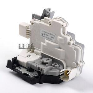 OEM Door Lock Latch Actuator Front Left LH For VW Passat B6 Touareg AUDI A4 Q7