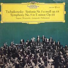 Tschaikowsky Sinfonie Nr.5 e-moll op.64 - Jewgenij Mrawinskij- Vinyl LP F11