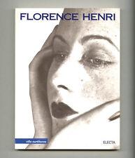 1995 Bauhaus FLORENCE HENRI PHOTOGRAPHY French Exhibit Catalog 79 duotone plates