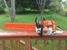 """Stihl MS 260 Chainsaw with 20"""" Bar and Chain"""