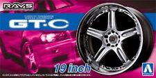 Aoshima Tuned Parts 70 VOLK RACING GT-C 19inch