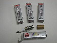 NGK Qty 4 Laser Platinum Spark Plug PFR7S8EG 1675 Audi VW 1.8T/2.0T Turbo